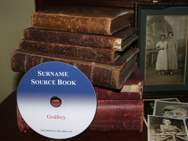 Surname Source Books